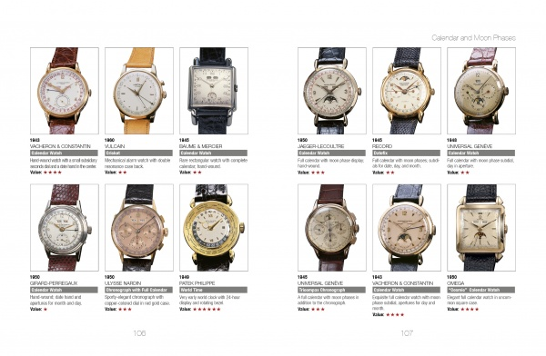 Legendary Wristwatches spread