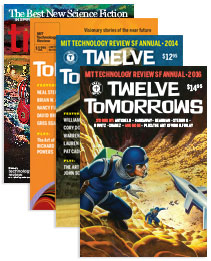Twelve Tomorrows bundle