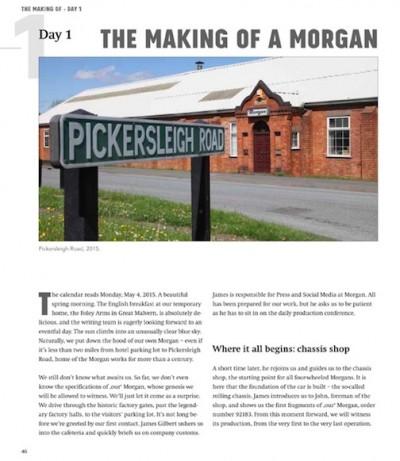 Making Morgan 1