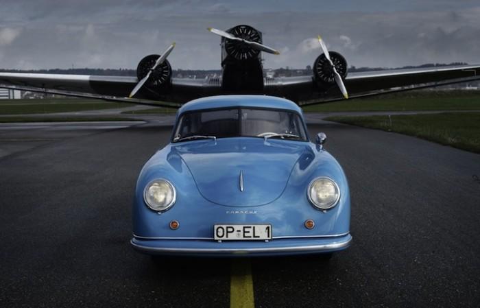 Porsche Book JU1