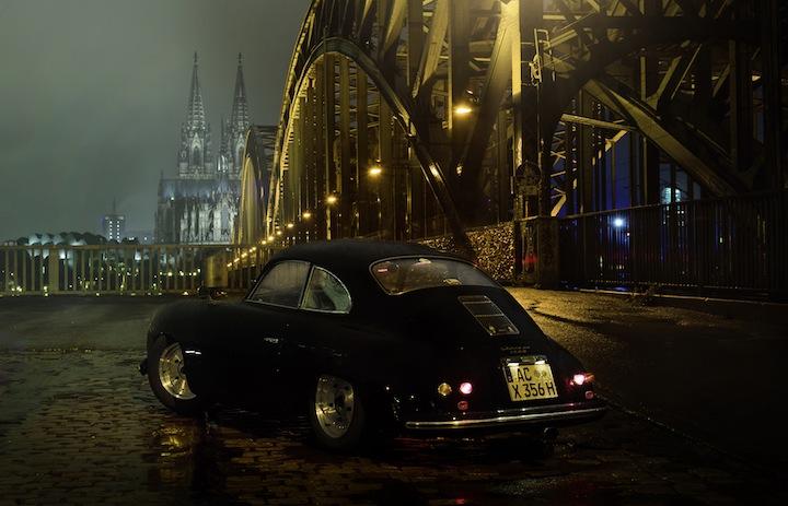 Porsche Book nite