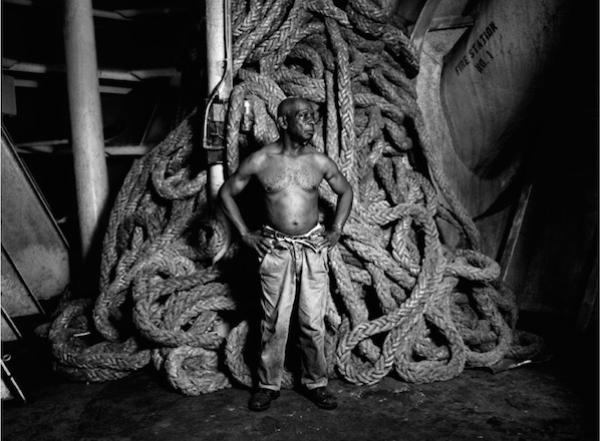 Shipbreak rope