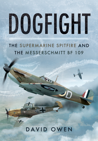 dogfight spitfire