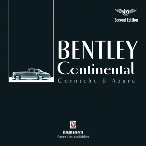 Bentley Continental, Corniche