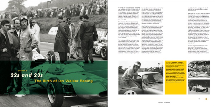 Ian Walker Racing 83