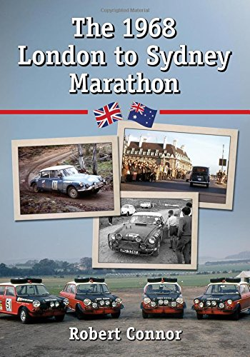London to Sydney