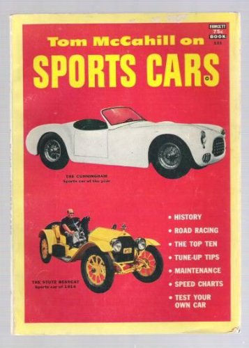 Tom McCahill on Sports Cars