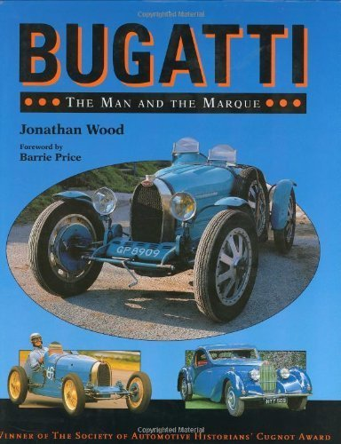 Bugatti; The Man