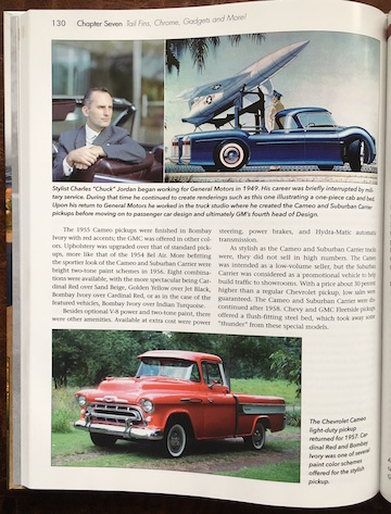 Cars of Harley Earl truck