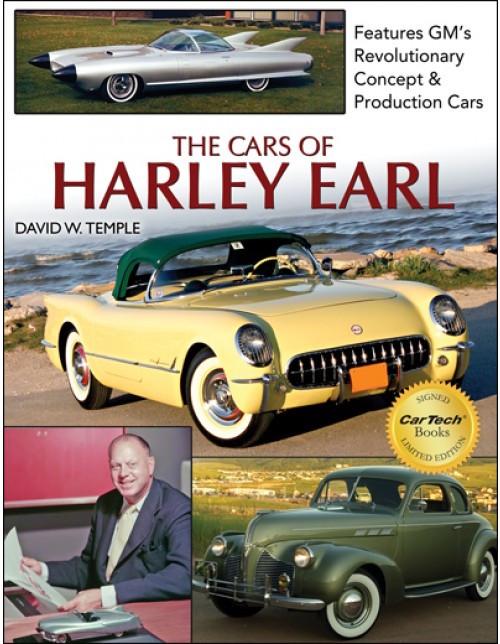 Cars of Harley Earl