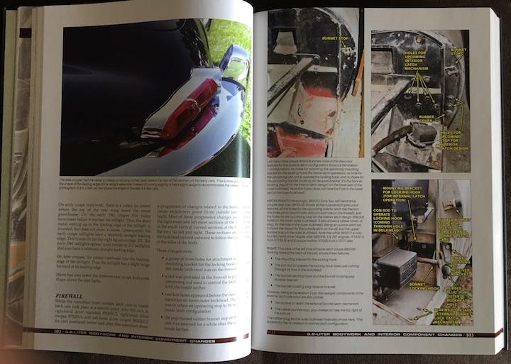 Parts & Accessories Jaguar E-Type Six Cylinder Originality Guide Manuals & Literature