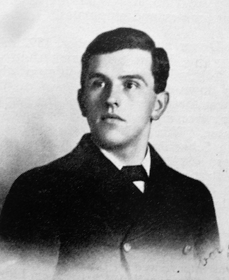 "Petty Officer Reginald (""Nobby"") Clarke at Dunkirk in 1916."